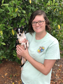 Taylor Thompson, Kennel Manager